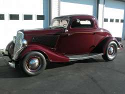 '34 3-Window Coupe