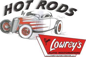 Hot Rods - Jim Lowrey