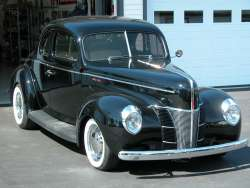 '40 Ford Coupe