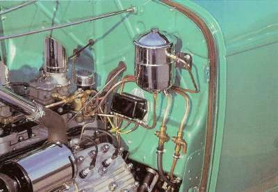 Ray Brown Engine