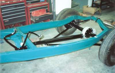 Ray Brown Chassis