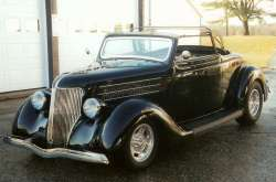 Link to '36 Convertible