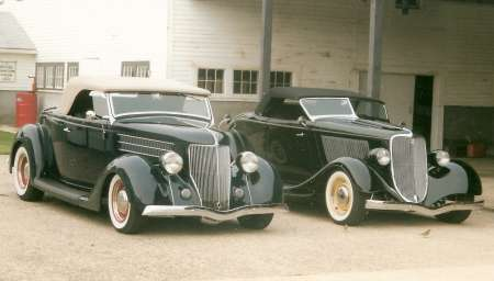 36 & 33 Roadsters
