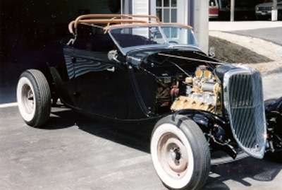 33 Roadster