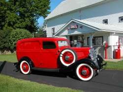 34 Ford Sedan Delivery