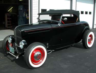 '32 Roadster : After
