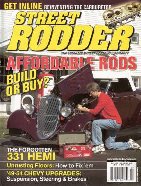 Street Rodder Cover